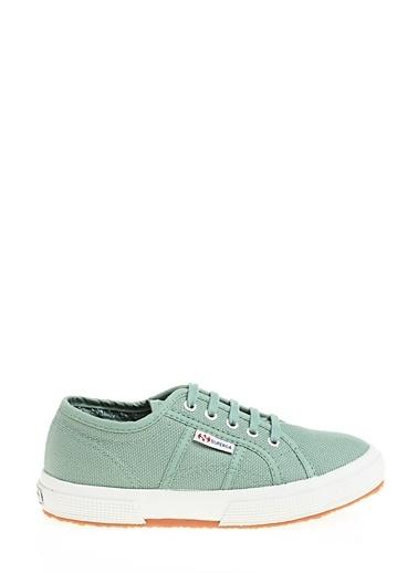 Superga Spor Ayakkabı Yeşil